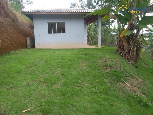 Chácara Com 2 Dormitórios À Venda, 500 M² Por R$ 180.000,00 - Estância San Remo - Atibaia/sp - Ch1383