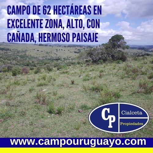 Campo Con Muy Buena Vista, Alto, Bien Ubicado