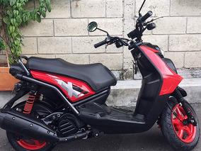 Yamaha Bws X 2013