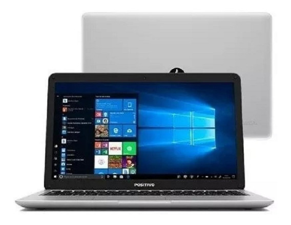 Notebook Positivo Master N1140 Celeron Lcd 14.1