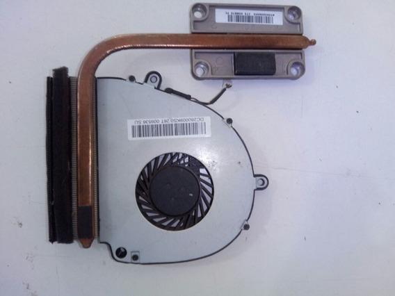 Cooler + Dissip P Acer Aspire E1-531-2606 Dc280009ks0