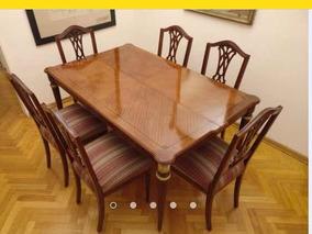 Mesas De Comedor Antiguas Restauradas - Muebles Antiguos en ...