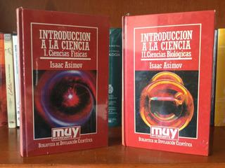Isaac Asimov Introducción A La Ciencia Fisica / Biologicas