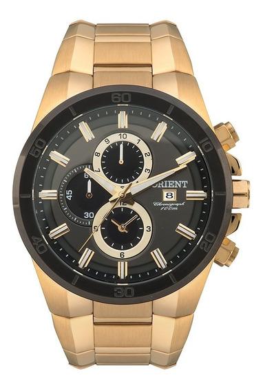 Relógio Masculino Orient Mgssc004 G1kx