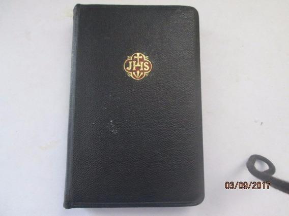 Livro Imitação De Christo J H S 1928 , Código L B 001