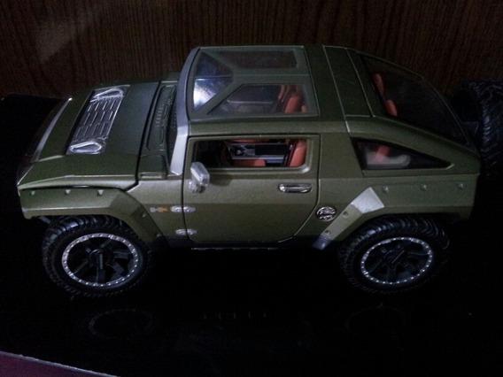 Miniatura Hummer Hx Concept Maisto Escala 1/18