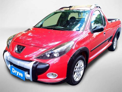 Peugeot Hoggar Escapade 1.6 16v Flex