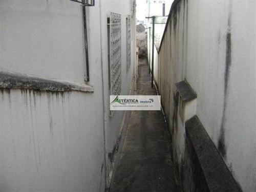 Imagem 1 de 8 de Terreno À Venda, 900 M² Por R$ 2.750.000 - Santa Efigênia - Belo Horizonte/mg - Te0061