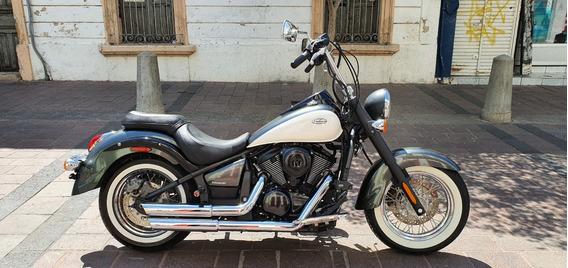 Kawasaki Vulcan Clasic 900 Cc Año 2012