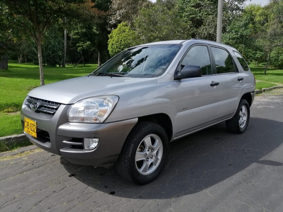 Kia New Sportage 2008 At Full Equipo 4x4