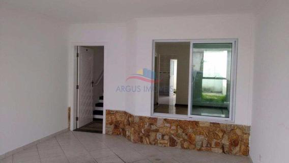 4 Dormitórios - 3 Vagas - Piscina - Canto Do Forte - V2878