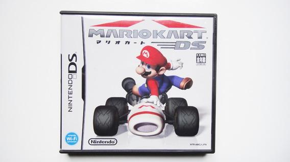 Jogo P/ Nintendo Ds Mario Kart Original Japan Ref. E496