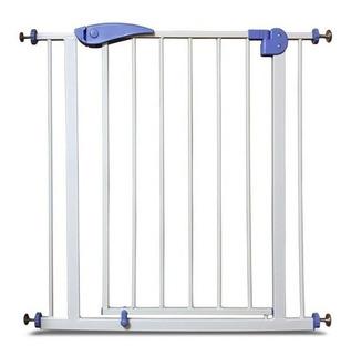 Puerta Seguridad Niños Metalica Extensible Escalera Ahora 12