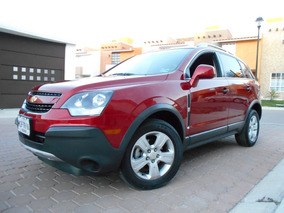 Chevrolet Captiva 2.4 Ls L4 At Impecable, Totalmente Nueva.