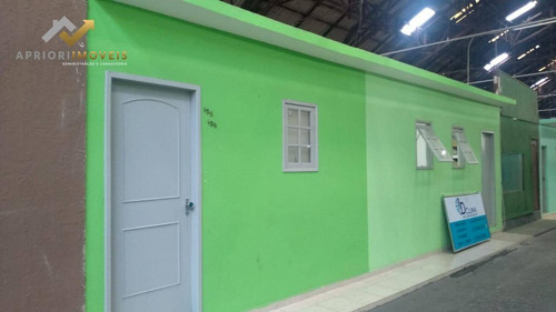 Box/garagem Para Alugar Por R$ 500/mês - Vila Vilma - Santo André/sp - Gr0004