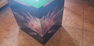 The Witcher 3 Collector Edit Xbox One + Gwent Heart Of Stone
