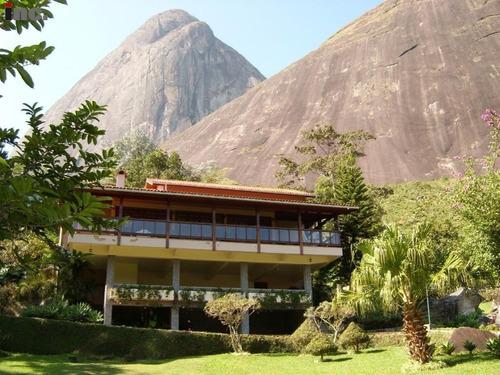 Imagem 1 de 17 de Itaipava - Casa No Paraíso (vale Do Cuiabá) - Sensacional!!!! - Itaipava Q - 69325327