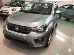 Fiat Moby Way 2018 Nuevo Con El 10% De Enganche