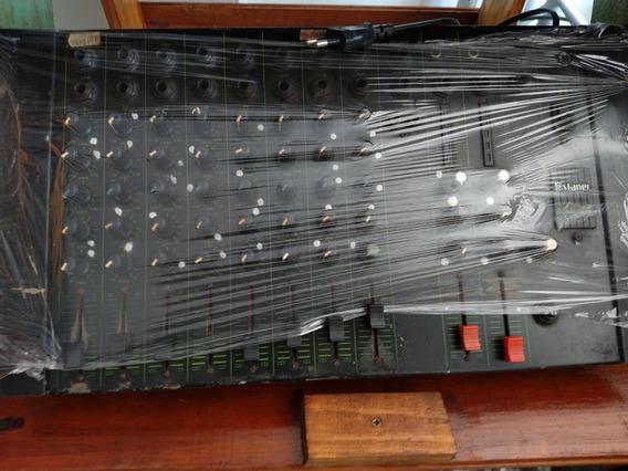 Mesa De Som Staner 8 Canais Modelo 08-2s 110/220