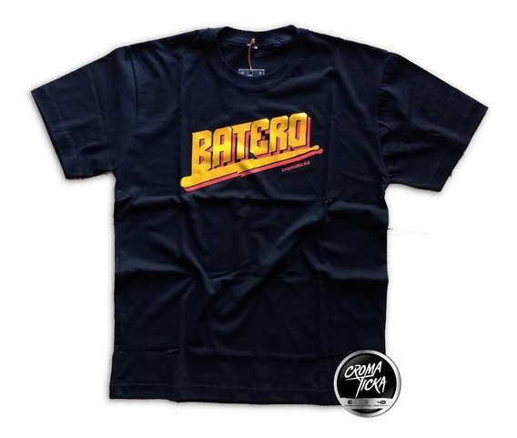 Remera Batero (diseño Exclusivo)