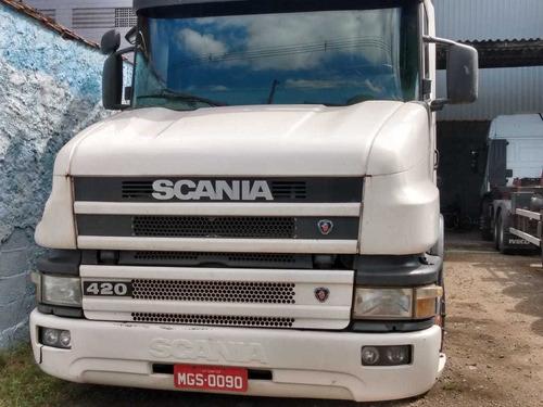 Scania 124 420 Ls
