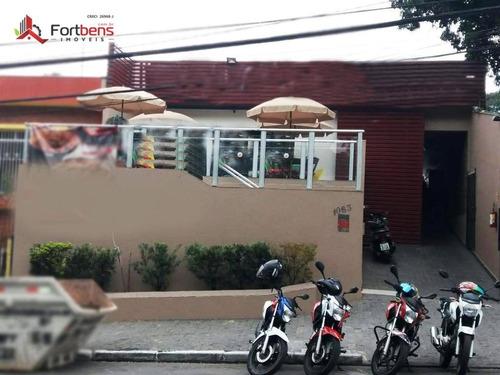 Casa, 200 M² - Venda Por R$ 2.000.000,00 Ou Aluguel Por R$ 7.000,00/mês - City América - São Paulo/sp - Ca0605