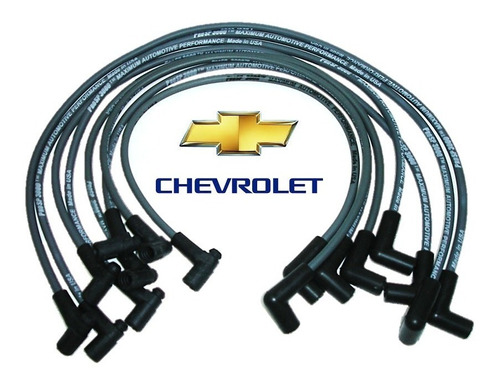 Cables Bujias Malibu Caprice 8 Cil M 350 Curva Y Curva