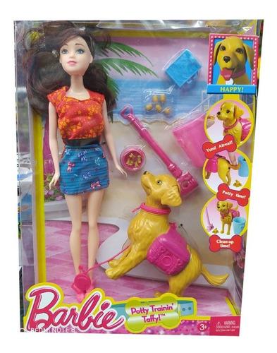 Barbie Potty Training Toffy + Obsequio