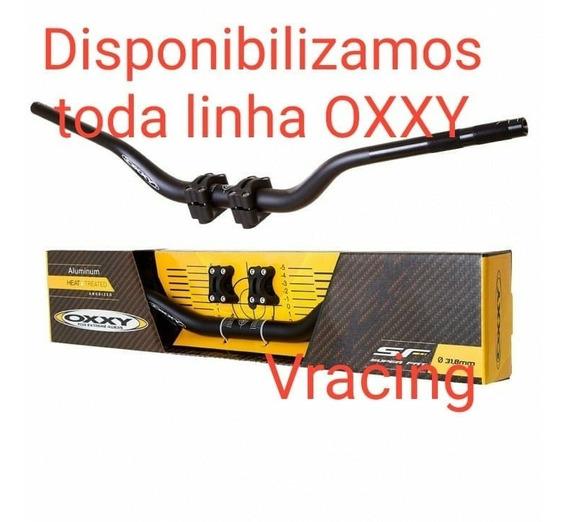 Guidao Oxxy Baixo Vermelho Aluminio Com Alongador Gui