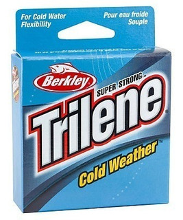 Linha Monofilamento Berkley Trilene Xt 0.40mm 25lbs Verde