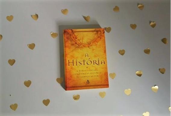 Livro Sobre A História Da Bíblia