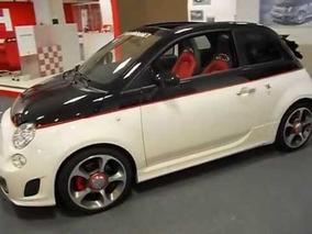 Fiat 500 Abarth Podes Retirar Con Anticipo O Tu Auto Usado J