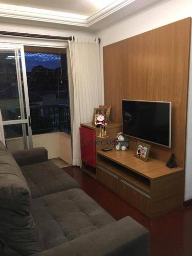Apartamento À Venda, 67 M² Por R$ 324.500,00 - Macedo - Guarulhos/sp - Ap15170