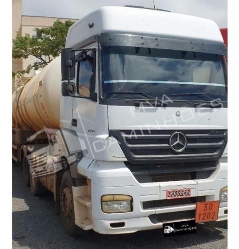 Caminhão Mercedes 2544 Axor - 6x2 T