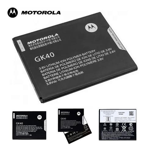 Batería Motorola - Moto C - G4 Play - G5  ( Gk40 )  Original