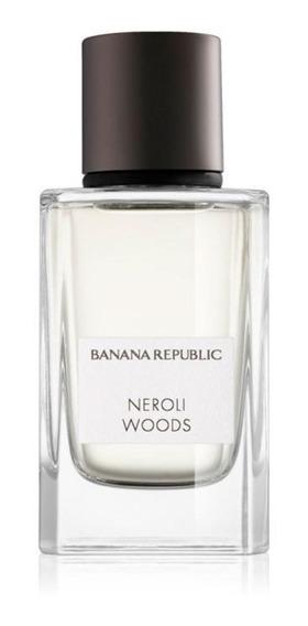 Banana Republic Neroli Woods Edp Unissex 75ml Original