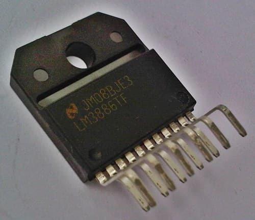 Lm3886tf - Circuito Integrado 100% Original Texas - Audioproject