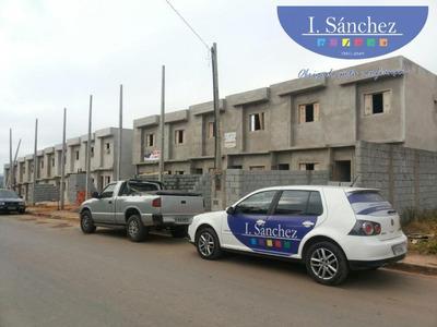 Casa / Sobrado Para Venda Em Itaquaquecetuba, Estancia Paraiso, 2 Dormitórios, 1 Banheiro, 1 Vaga - 180320e
