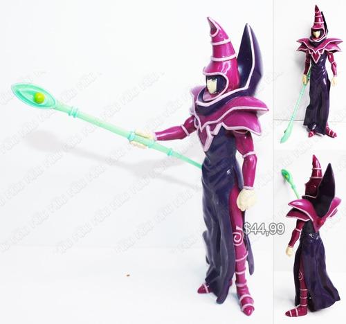 Figura Anime Yu-gi-oh Mago Oscuro (tienda Friki)
