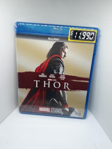 Thor Pelicula Bluray Marvel