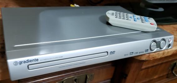Reprodutor Dvd Gradiente D-203 Sem Controle
