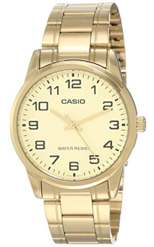 Reloj Casio Mtp-v001g-9b Originales Local Barrio Belgranop