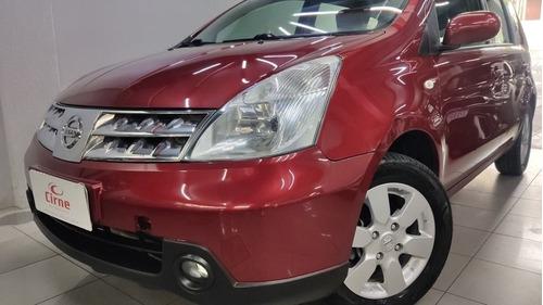 Nissan Livina Sl 1.8 16v Flex, Ibz0237