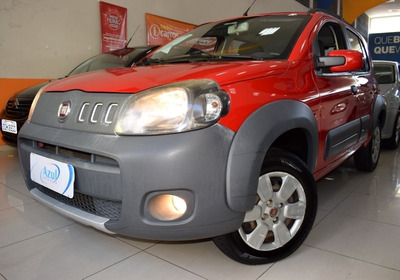 Fiat Uno 1.0 Evo Way 8v Flex 4p Manual 2013/2013