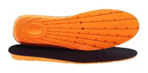 06 Pares Palmilhas Em Gel Pu Indicado Para Dores Nos Pés Anti Impacto Sapato Tênis Sapatênis Botas Oferta Envio Imediato