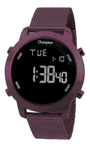 Relógio Champion Digital Lançamento Original Ch40062l
