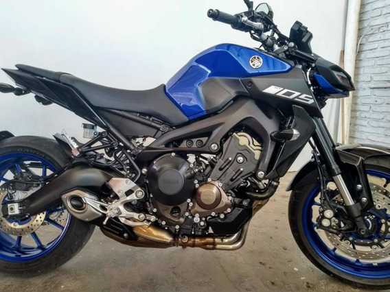Yamaha Mt 07 Impecable Permuto Mayor O Menor Valor