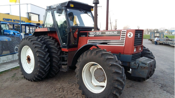 Tractor Fiat - New Holland 180-90