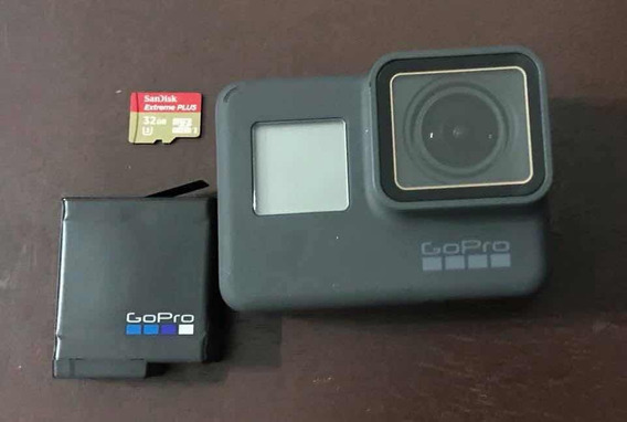 Gopro Hero 5 Black Com Sd 32gb