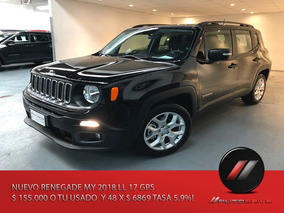 Jeep Renegade At6 Automatica $290.000y 24 X $12651
